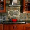 Скинали зі скла для кухні фото