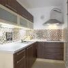 Сучасні рішення. Плитка мозаїка для кухні. Фартух