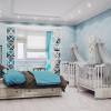 Спальня батьків: поєднуємо спальню і дитячу