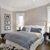 Спальня в сірих тонах