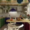 Стиль прованс: світло і тепло на кухні