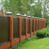 Будуємо паркан з профнастилу: поради для власників приватних будинків