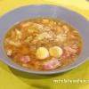 Суп з цибулі і картоплі в мультиварці