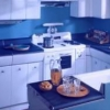 Свіжість блакитний кухні: як вибрати колір правильно