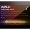 Тестування / огляд планшета informer 702 від компанії explay