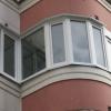 Установка відливу на балкон