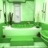 Ванна кімната з фен-шуй