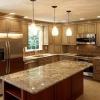 Варіанти освітлення кухні: фото і відео