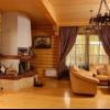 Втілення мрії або все про стелях в дерев`яному будинку