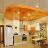 Вибір найкращого стелі для кухні