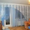 Вибір штор для залу з балконом