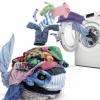 Вибір часу режимів прання