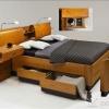 Високі двоспальні ліжка - що дає висота