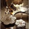 Туалетний столик в стилі арт-деко