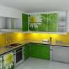 Зелена кухня